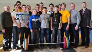 Marijampolės komanda - nugalėtoja