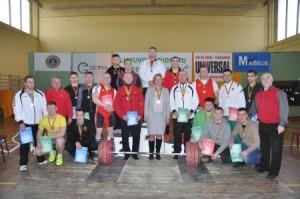 2014 m. Lietuvos studentų čempionato nugalėtojai ir prizininkai