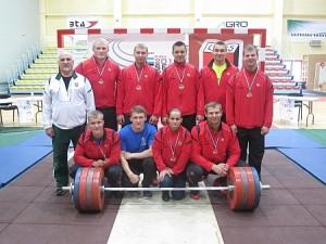 Klaipėdos universiteto komanda