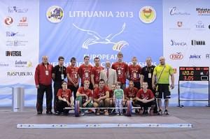 Lietuvos komanda ir kiti