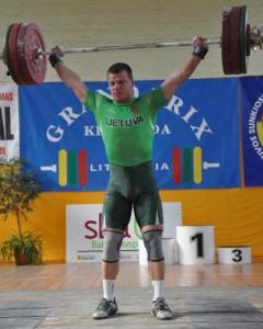 Absoliutus nugalėtojas - Marius Mickevičius