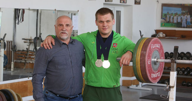 Bronislavas Vyšniauskas, Žygimantas Stanulis