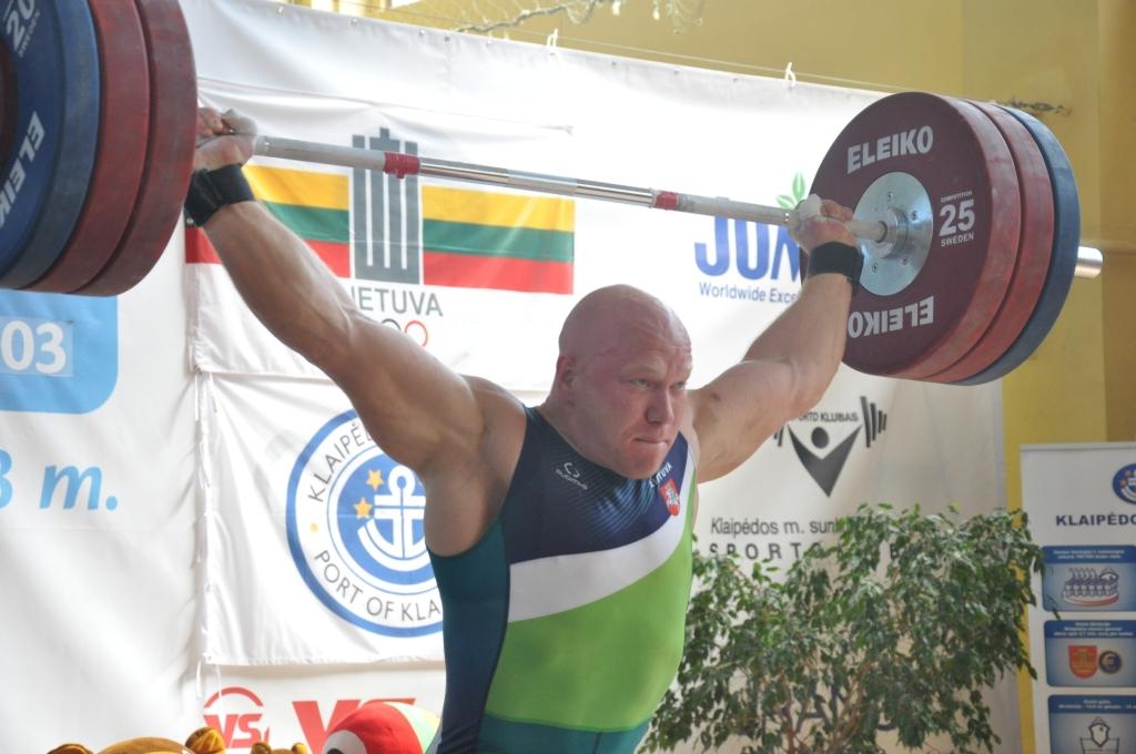 Aurimas Didžbalis – absoliutus Lietuvos čempionas