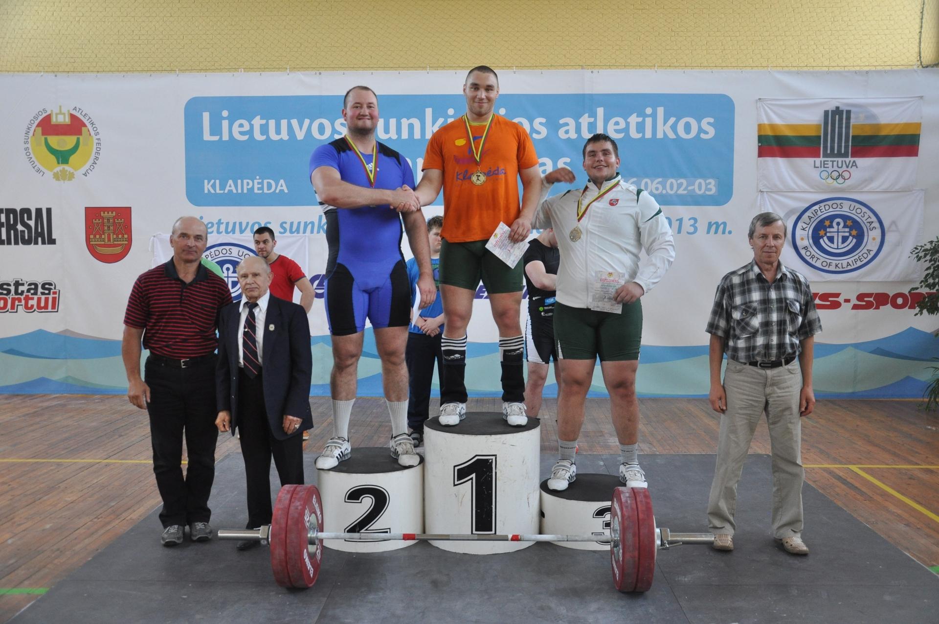 Vincas Šlevinskis, Sergej Lichovoj, Ernestas Sudentas