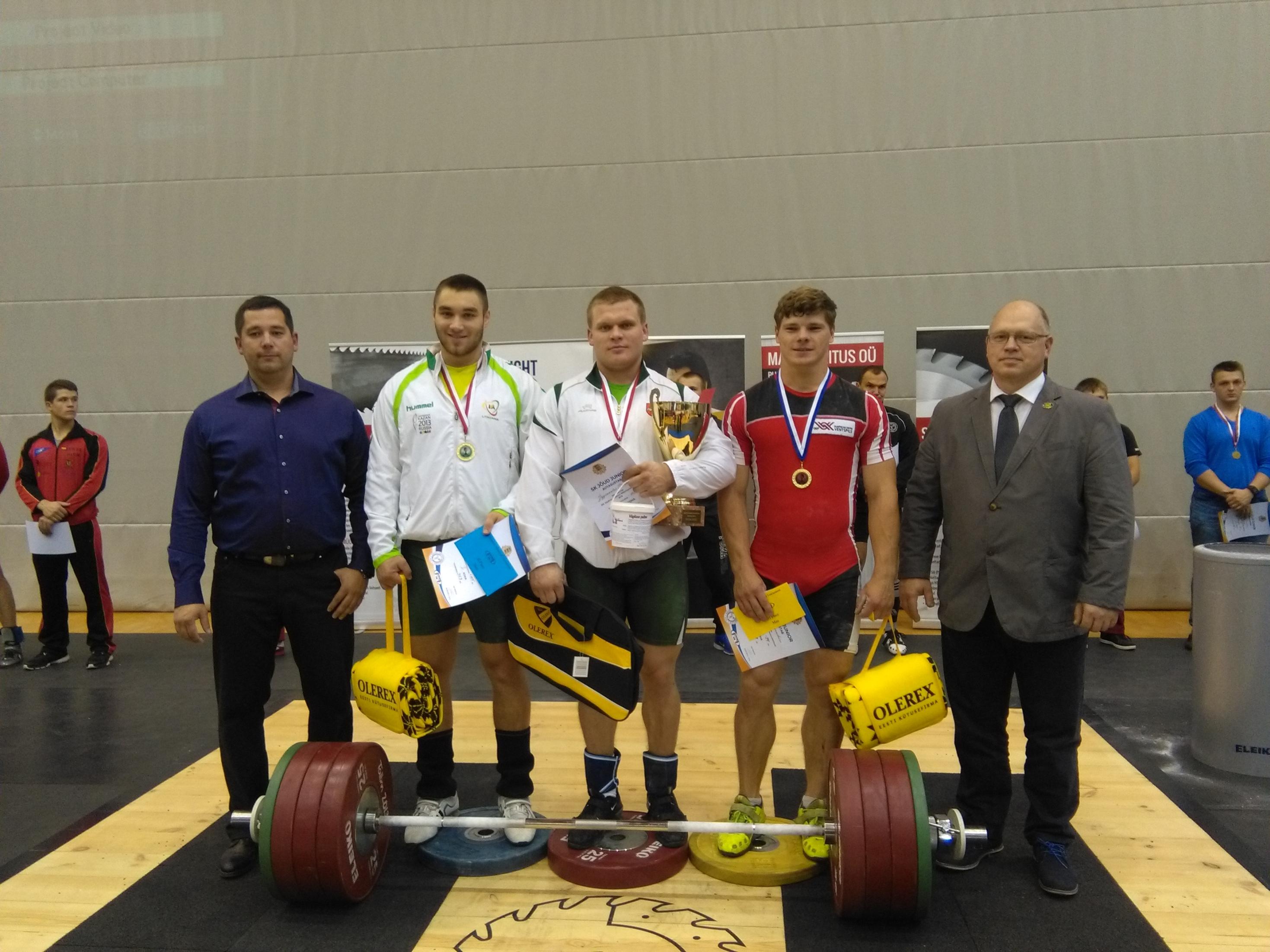 Žygimantas Stanulis – absoliutus tarptautinio turnyro nugalėtojas Estijoje