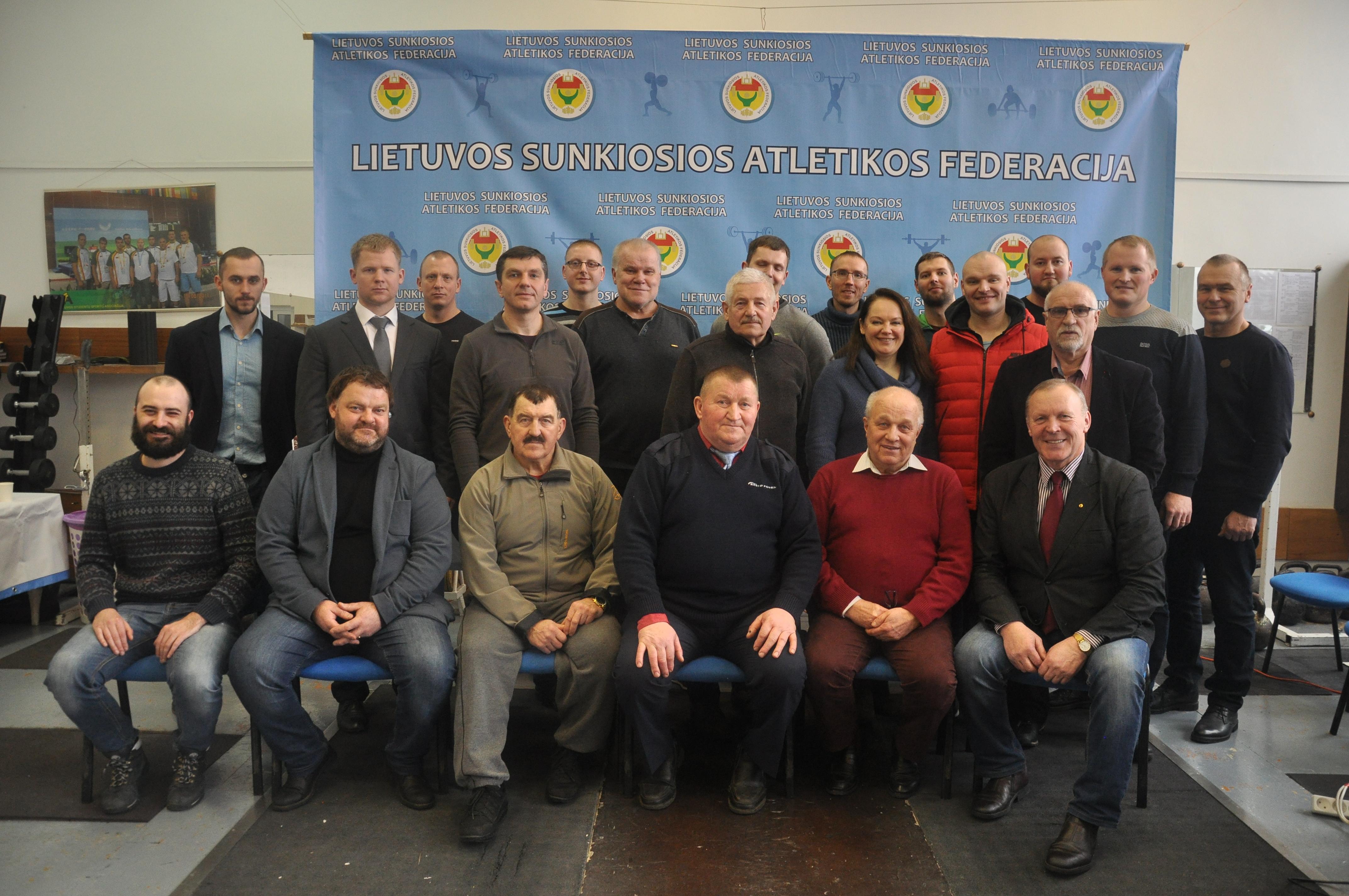 Išplėstinis LSAF Prezidiumo posėdis