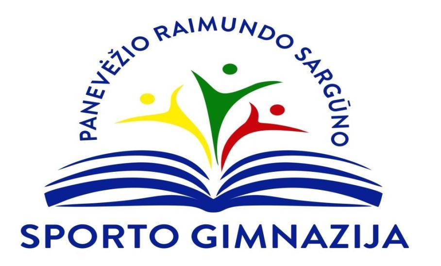 Prasideda priėmimas mokytis Panevėžio Raimundo Sargūno sporto gimnazijoje nuo 2019 m. Rugsėjo 1 d.
