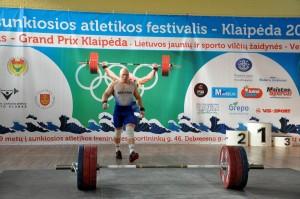 2017.06.09-10 Lietuvos sunkiosios atletikos festivalis