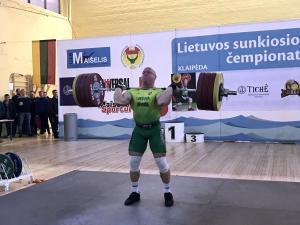 2017.11.10-11 Lietuvos atskirų veiksmų čempionatas