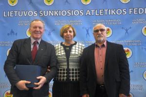 Alvydas Kirkliauskas, Judita Simonavičiūtė, Bronislavas Vyšniauskas
