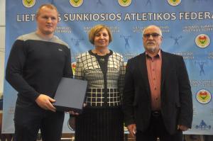 Modestas Šimkus, Judita Simonavičiūtė, Bronislavas Vyšniauskas