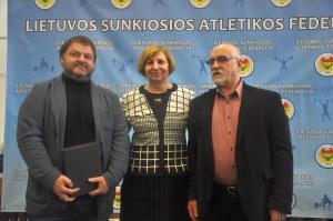 Kęstutis Kalunda, Judita Simonavičiūtė, Bronislavas Vyšniauskas