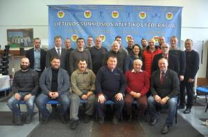 2019.02.07 LSAF Prezidiumo išplėstinis posėdis