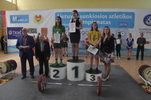 2019.05.24-25 Lietuvos sunkiosios atletikos čempionatas